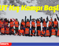 AKUT Kış Kampı Başladı