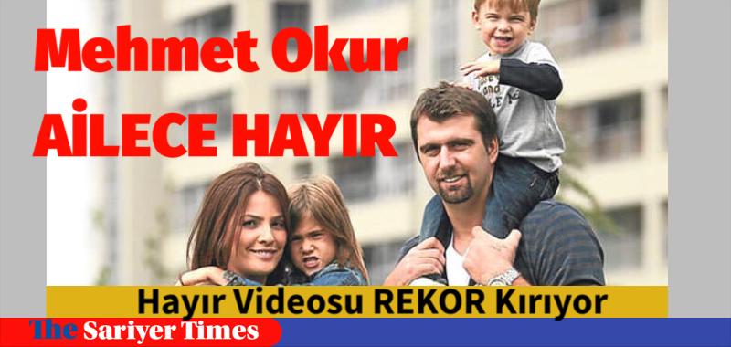 Mehmet OKUR'un HAYIR Videosu Rekor Kırıyor