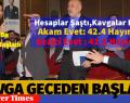 MECLİS'TE KAVGA GECEDEN BAŞLADI