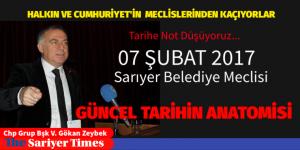 HALKIN VE CUMHURİYET'İN  MECLİSLERİNDEN KAÇIYORLAR