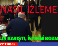 MECLİS KARIŞTI. İSTİFİNİ BOZMADI
