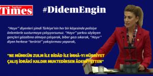 AKP'YE NAMIK KEMAL'İN HÜRRİYET KASİDESİ İLE MEYDAN OKUDU!