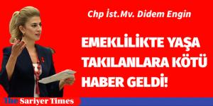 AKP HÜKÜMETİ'NDEN EMEKLİLİKTE YAŞA TAKILANLARA KÖTÜ HABER GELDİ!