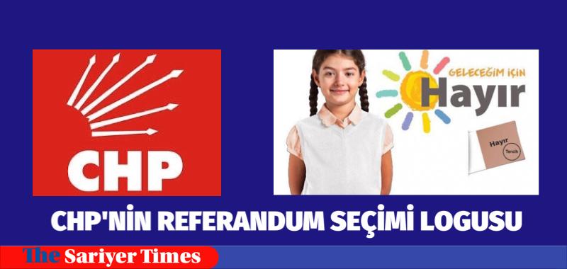 CHP'NİN SEÇİM LOGOSU BELİRLENDİ