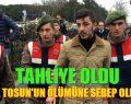 Erdal Tosun'un ölümüne neden olan sürücü Nihat Şaki tahliye oldu