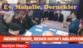 """MEHMET DENİZ VE CHP SARIYER """"NEDEN HAYIR'I"""" ANLATIYOR"""