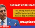 SORUŞTURMA BAHÇELİ'YE AÇILMALI'