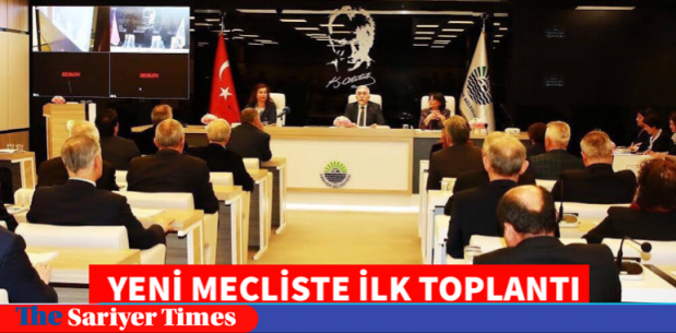 YENİ MECLİSTE İLK TOPLANTI