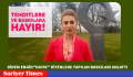 """DİDEM ENGİN""""HAYIR"""" DİYENLERE YAPILAN BASKILARI ANLATTI"""