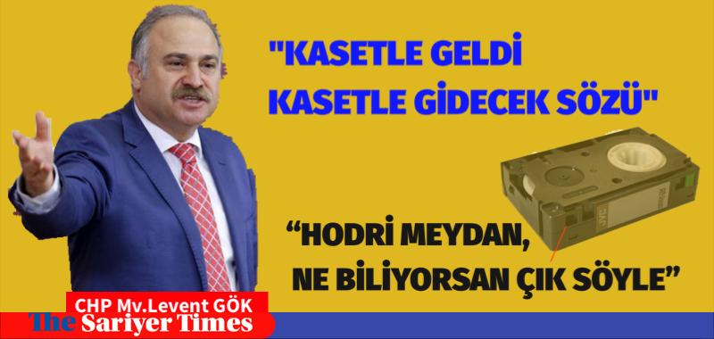 """""""HODRİ MEYDAN, NE BİLİYORSAN ÇIK SÖYLE"""""""
