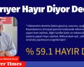 Mehmet DENİZ, Sarıyer Halkına Teşekkür Etti.