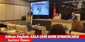 ASLA GERİ ADIM ATAMAYACAĞIZ