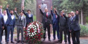 ÜLKÜ OCAKLARI GENEL BAŞKANI OLCAY KILAVUZ'DAN AZERBAYCAN ÇIKARMASI