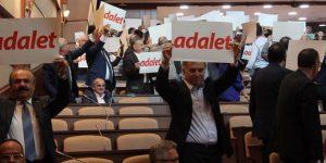 "HER YERDE DİRENİŞ ""İBB'DE PROTESTO VARDI"