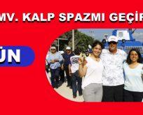 CHP'li Vekil Yürüyüşe Dayanamadı, Kalp Spazmı Geçirdi