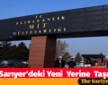 Milli İstihbarat Teşkilatı (MİT) Sarıyer'deki Yeni  Yerine Taşınıyor