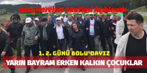Mehmet Deniz, ONURLU YÜRÜYÜŞE DESTEK VERELİM