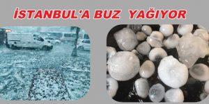 İstanbul'da doğal felaketler yaşanıyor.