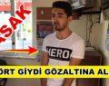 """""""HERO"""" GİYDİ GÖZALTINA ALINDI"""