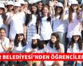 SARIYER BELEDİYESİ'NDEN ÖĞRENCİLERE TATİL