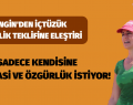 BU TEKLİF AKP'NİN MUHALEFETE OLAN TAHAMMÜLSÜZLÜĞÜNÜN EN SOMUT GÖSTERGESİDİR