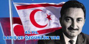 Barış Harekatının 43. Yıl Dönümü