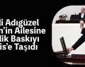 CHP'li Adıgüzel, Gülmen'in Ailesine Yönelik Baskıyı Meclis'e Taşıdı