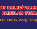 CHP BELEDİYELERİNE KURULAN TUZAK