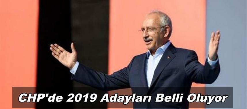 CHP'de 2019 Adayları Belli Oluyor