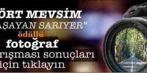 """DÖRT MEVSİM YAŞAYAN SARIYER"""