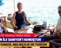 DİDEM ENGİN İLE SARIYER'İ KONUŞTUK
