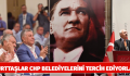 HAFTA SONU İNSANLAR CHP BELEDİYELERİNİ TERCİH EDİYORLAR