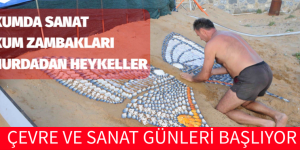 ÇEVRE ve SANAT GÜNLERİ BAŞLIYOR