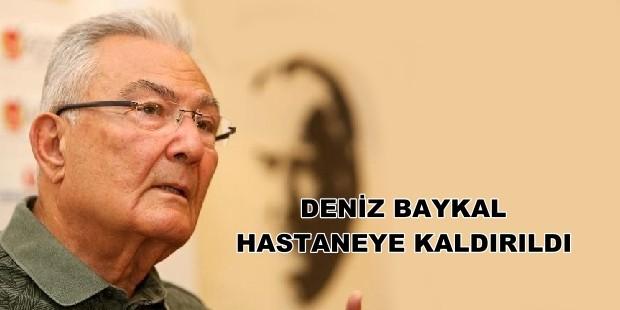 BAYKAL HASTANEYE KALDIRILDI