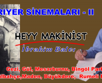 SARIYER SİNEMALARI- II