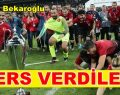 DERS VERDİLER..