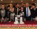 DOWN SENDROMLU GENÇLERİN İŞLETTİĞİ İLK KAFE SARIYER'DE