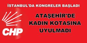 CHP İstanbul'da Seçimler Başladı