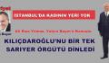 İSTANBUL'DA KADININ YERİ YOK