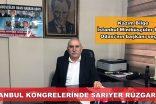 Kazım Bilge, İstanbul Minibüsçüler Esnaf Odası'nın başkanı seçildi.