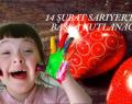 14 ŞUBAT SARIYER'DE BİR BAŞKA KUTLANACAK
