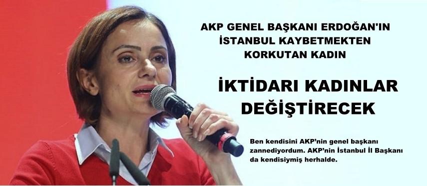 Canan Kaftancıoğlu,HUKUK MÜCADELESİ VERİYOR