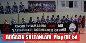 Sarıyer BelediyeSpor, Play Off'ta!