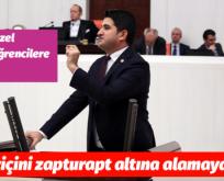 CHP'li Adıgüzel Boğaziçili Öğrencilere Sahip Çıktı