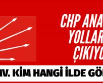 CHP PM VE MV. ANADOLU YOLLARINA ÇIKIYOR!