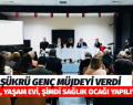 KREŞ, YAŞAM EVİ, ŞİMDİ SAĞLIK OCAĞI YAPILIYOR