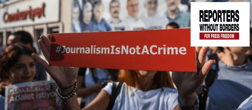 Turkey: Jail terms for 14 Cumhuriyet journalists, administrators