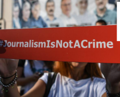 Turkey: Jail terms for 14 Cumhuriyet journalists, administrators