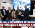 CHP PM ÜYESİ GÖKAN ZEYBEK'TEN VEDA ZİYARETİ