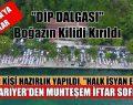 CHP SARIYER'DEN MUHTEŞEM İFTAR SOFRASI